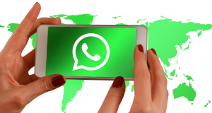 Comment localiser quelqu'un sur WhatsApp